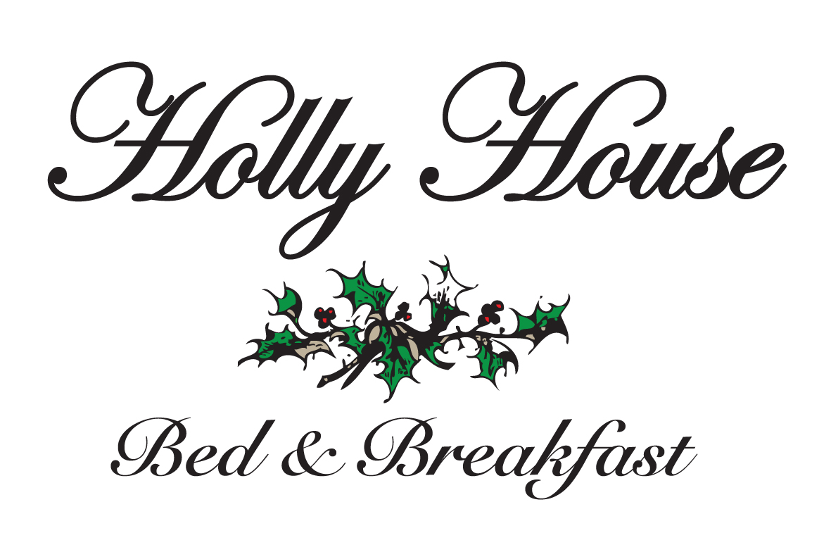 Holly House  |  Bed & Breakfast Logo